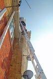 Het torenhoge Werk Stock Afbeeldingen