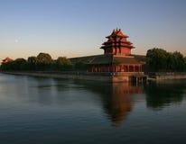 Het torentje van de Verboden stad Royalty-vrije Stock Afbeeldingen