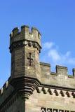 Het torentje van het kasteel royalty-vrije stock foto's