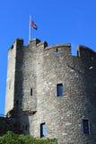 Het Torentje van het Kasteel van Pembroke. Stock Afbeeldingen
