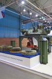 Het torentjeAPC van het kanon Stock Foto's