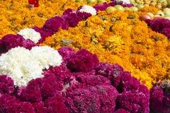 Het traditionele aanbieden aan de doden in Mexico Stock Afbeelding