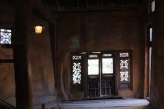 Het Traditionele Huis van Korea Royalty-vrije Stock Afbeelding