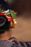 Het traditionele Newari-doordringen Royalty-vrije Stock Afbeeldingen
