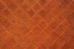 Het traditionele Thaise patroon van de stijlkunst Royalty-vrije Stock Afbeeldingen