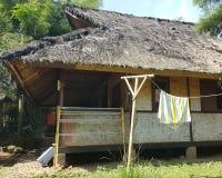 Het traditionele Westen Java House Royalty-vrije Stock Fotografie