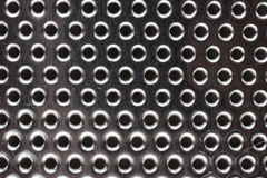 Het traliewerk van het metaal. Royalty-vrije Stock Foto