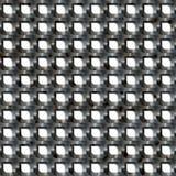 Het Traliewerk van het Netwerk van het metaal Stock Fotografie