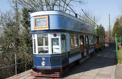 Het Tramspoor van Seaton Royalty-vrije Stock Foto's