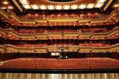 Het trefpunt van het theater Stock Fotografie