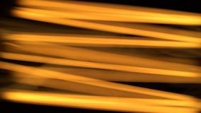 Het trillende filamentgaren van Edison stock footage