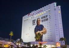Het Tropicana-Hotel in Las Vegas Stock Afbeeldingen