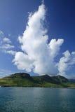 Het tropische Brouwen van Clowds van het Onweer Stock Afbeelding