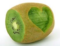 Het tropische fruit van de Kiwi Stock Fotografie