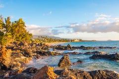 Het tropische paradijs van het Eiland Royalty-vrije Stock Foto