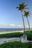 Het tropische Paradijs van het Strand Royalty-vrije Stock Foto's