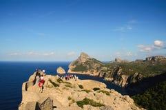 Het tropische paradijs van Majorca Stock Afbeelding