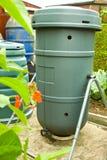 Het tuimelen Composter Stock Fotografie