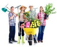 Het tuinieren Royalty-vrije Stock Foto's