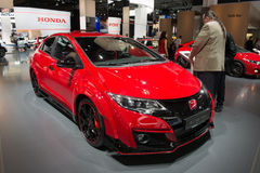 Het Type R van Honda Civic Stock Foto's