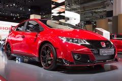 Het Type R van Honda Civic Stock Foto