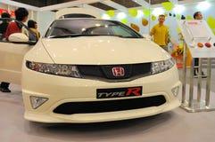 Het Type R van Honda Civic Stock Fotografie