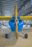 Het type van vliegtuigen, s.1a kadet tusen staten Stock Fotografie