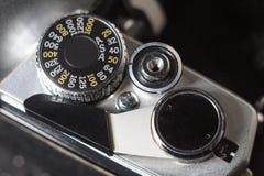 Het uitstekende close-up van de filmcamera Royalty-vrije Stock Fotografie