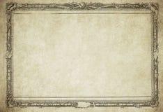 Het uitstekende frame van Grunge vector illustratie