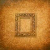 Het uitstekende Frame van het Koper Royalty-vrije Stock Fotografie