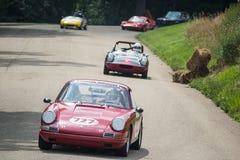 Het uitstekende Grand Prix Rennen Royalty-vrije Stock Afbeeldingen