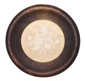 Uitstekend houten kader Royalty-vrije Stock Afbeelding