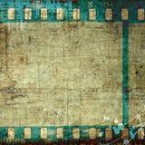 Het uitstekende kader van de filmstrook Royalty-vrije Stock Afbeeldingen