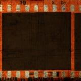 Het uitstekende kader van de filmstrook Royalty-vrije Stock Afbeelding