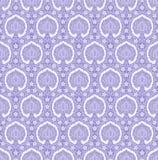 Het uitstekende naadloze patroon Royalty-vrije Stock Afbeeldingen