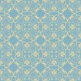 Het uitstekende naadloze patroon van Abstrat. Stock Foto