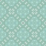 Het uitstekende naadloze patroon van Abstrat. Royalty-vrije Stock Foto