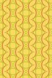 Het uitstekende naadloze patroon van Abstrat. Royalty-vrije Stock Foto's