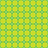 Het uitstekende naadloze patroon van Abstrat. Royalty-vrije Stock Afbeeldingen