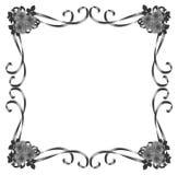 Het Uitstekende ontwerp van de Uitnodiging van het Huwelijk van rozen Stock Afbeelding