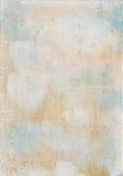 Het uitstekende sjofele canvas schilderde geweven achtergrond Stock Foto's
