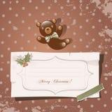 Het uitstekende stuk speelgoed van Kerstmis Royalty-vrije Stock Foto's
