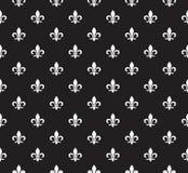 Het Uitstekende vector naadloze patroon van Damascus Royalty-vrije Stock Afbeelding