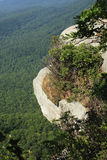 Het uitzicht van de berg Royalty-vrije Stock Afbeelding