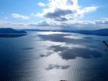 Het uitzicht van het eiland Stock Fotografie