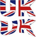 Het UK Royalty-vrije Stock Afbeelding