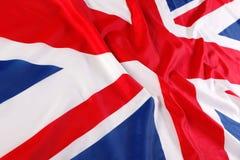 het UK, Britse vlag, Union Jack Royalty-vrije Stock Fotografie