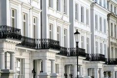 het UK, Londen, notting-Heuvel Royalty-vrije Stock Fotografie