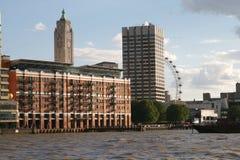 het UK, Londen, oXO-Toren Stock Afbeelding