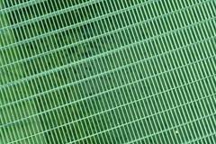 Het ultra groene rooster van de Staalgrond Roestvrij staaltextuur, achtergrond voor website of mobiele apparaten Stock Afbeelding